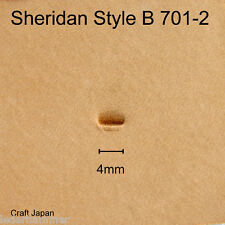 Punziereisen Sheridan Style B 701-2 - Beveler - Craft Japan