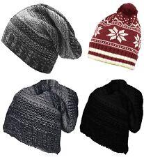 c826f702cc6 Men Women Beanie Hat Winter Oversized Star Warm Fashion Ski Snowboard Hats  LA
