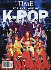K-POP for the Love of   BTS, Black Pink, Red Velvet, Seventeen   2021