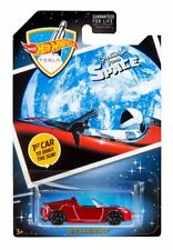 Hot Wheels 2019 '08 Tesla Roadster Elon Musk 1st Car Greetings Space Orbit Sun