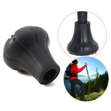 Nordic Trek Pole Alpenstock Tip Rubber Protector Walk Hiking Stick Accessories