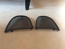 Genuine Porsche 986 Convertible Left & Right Hand Side Honeycomb wind deflector