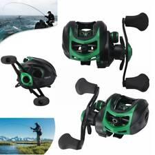 High Speed Bait Casting Fishing Reel 20 Ball Bearing 9.1:1 Wheel Stainless Sport