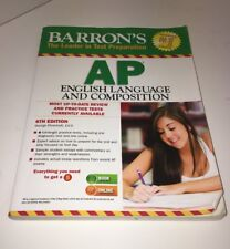 AP English Language and Composition by George Ehrenhaft (2015, Paperback,...
