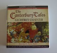 The Canterbury Tales - by Geoffrey Chaucer - Unabridged Audiobook - 18CDs