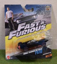 MATTEL 1:55th SCALE DIE-CAST FAST & FURIOUS 1/32 DODGE CHARGER OFF-ROAD 1970