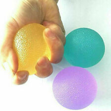 3PC Hand Therapy Exerciser Balls Squeeze Balls Kit Stress Relief Training Care
