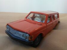 Miniatura 1:43 Nacoral Intercars Chiqui Cars Metal 122 Volvo 145. Made in Spain.