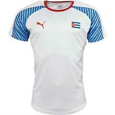 Cuba Offiziell Puma Handball Trikot Neue Herren Hemd BNWT Erwachsengrößen