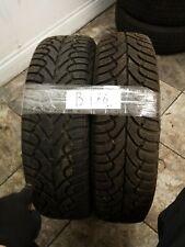 2 tyres fulda 165 65 R13 77t m+s Used 6/6mm (B176) Free Fitting