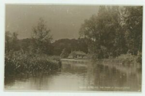 River Thames Pangbourne Judges 6251A Postcard, C040