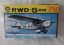 Plastyk - RWD - 5 BIS    OVP Bausatz 1: 72