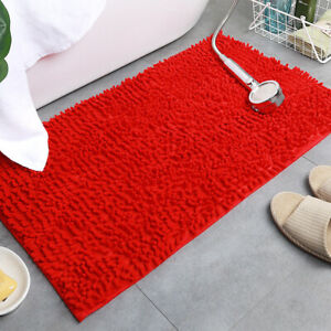 Large Soft Thick Rugs Fluffy Rugs Anti-Skid Dining Room Carpet Floor Mat Bedroom