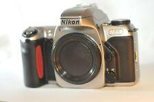 Nikon N65 F-65 35mm Film Slr Analog camera Only Working