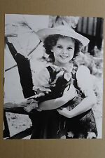 (X34) FOTO - Shirley Temple  #2