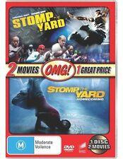 Stomp the Yard / Stomp the Yard 2: Homecoming DVD NEW