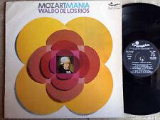 Waldo De Los Rios – Mozartmania - -  LP