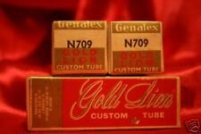 Gold Lion N709 matched pair NOS. EL84 Genalex