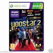 Yoostar 2 In The Movies Kinect Game For Xbox 360 X360 NEW & SEALED