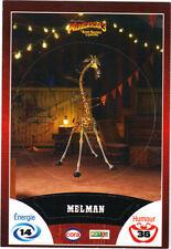 Vignette de collection autocollante CORA Madagascar 3 n° 53/90 - Melman