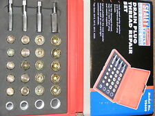 Sealey Drain Plug Repair Set Sump Gearbox Differential Drain Plug Threads VS660#