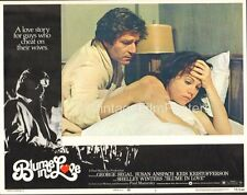 BLUME IN LOVE, six orig 1973 mint Lobby Cards, Geo SEGAL, ANSPACH, KRISTOFFERSON