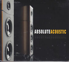 """Absolute Acoustic"" EQ Music Audiophile Jazz Collection 2-CD Brand New Sealed"