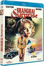 Shanghai Surprise (Blu-Ray) Sean Penn, Madonna, Jim Goddard BRAND NEW