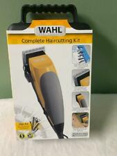 WAHL 20 Piece Complete Home Hair Cutting Kit Hair Clippers New Model 79235-300