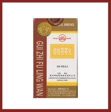 Gui Zhi Fu Ling Wan - Cinnamon & Hoelen Formula