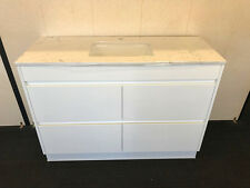 1200MM x 460MM BATHROOM VANITY SOFT CLOSING DRAWER / STONE TOP