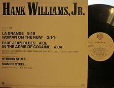 Hank Williams, Jr. - La Grange / Blue Jean Blues - EP  (P) ('84)
