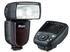 Blitzgerät Nissin SpeedLite DI700 A inkl Commander Air 1 für Canon EOS 750D 80D