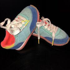Mini Boden Sneakers Kids Sz 9 Fits Like Sz 7-8