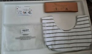 BabyBjorn Teething Bib for Baby Carrier One,for Droll & Teething,organic cotton.