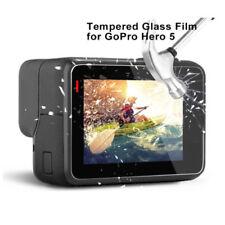 Protectores de pantalla cristal para cámaras de vídeo y fotográficas GoPro