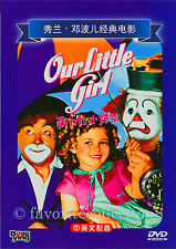 Our Little Girl (1935) - Shirley Temple, Rosemary Ames - DVD NEW