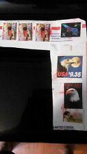 USA express mail eagle moon x plane arlington green bridge 1909 2540 4018 4738