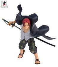 Banpresto One Piece Kenshi No Setsuna Swordsmen Vol 2 Figure Shanks Red Hair NEW