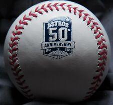 Houston Astros 50th Anniversary Official Rawlings Major League Baseball