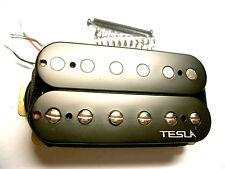 Tesla Plasma-3 Neck-Humbucker black