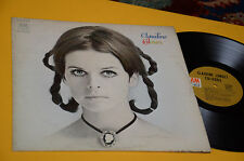CLAUDINE LONGET LP COLOURS 1°ST ORIG USA '70