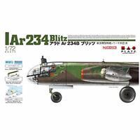 PLATZ 1/72 ARADO AR-234B Blitz Model Kit AE-14 w/ Tracking NEW