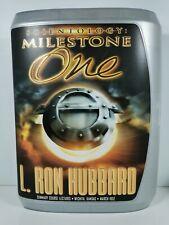Scientology: Milestone One - L. Ron Hubbard Scientology Lecture CDs