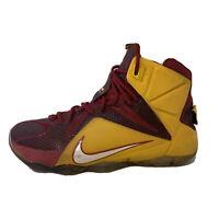 Nike Lebron James 12 XII Double Helix Basketball Shoes Mens US 8 684593-607)