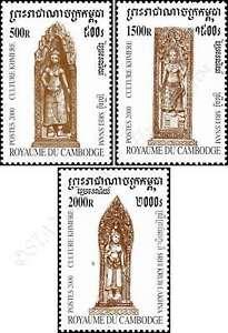 Khmer Culture: Temple Sculptures (MNH)