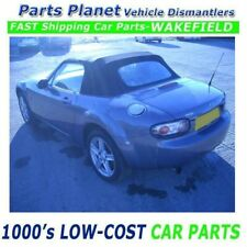 06 MAZDA MX-5 GREY QUARTER PANEL END SECTION BODY SHELL CUTTING REAR LEFT -