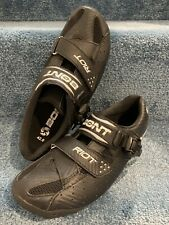 Bont Riot Road Cycling Shoes Black EU Size 42.