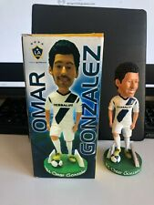 MLS LOS ANGELES GALAXY OMAR GONZALEZ  STADIUM GIVE AWAY SOCCER BOBBLE HEAD