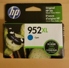 Hp 952xl cyan Original Ink Expires Oct 2021